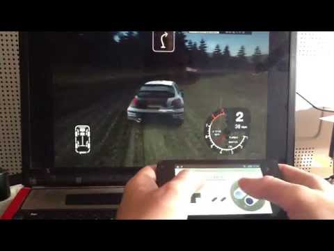 App Inventor 2 Android Bluetooth PC Gamepad with Arduino