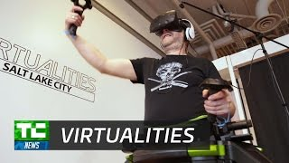 Virtualities VR theater and arcade