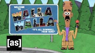 Welcome to Walla Walla!   The Jellies   Adult Swim