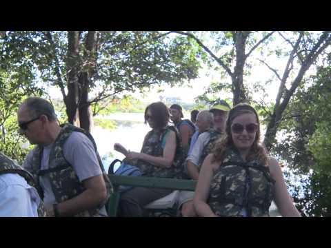 Mother-Son Travel 12: The Amazon and Rio de Janeiro