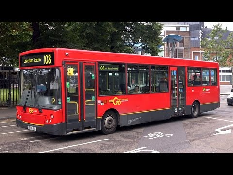 London Bus Scrapbook - Dennis Darts 2016