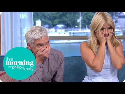Karl Pilkington Explains His Hot Water Bottle Trick To A Horrified Holly And Phillip | This Morning