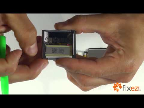 iPod Nano 6th Gen Screen Repair & Disassemble