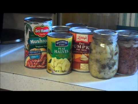 Botulism in Canned Product