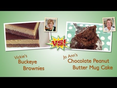 Chocolate-Peanut Butter Cook-Off