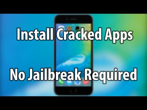 Install Cracked Apps on iOS 9 & Earlier - No Jailbreak Required