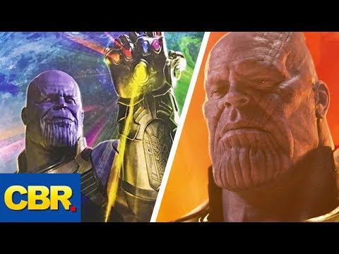 The 5 BEST and 5 WORST Things Thanos Has Done