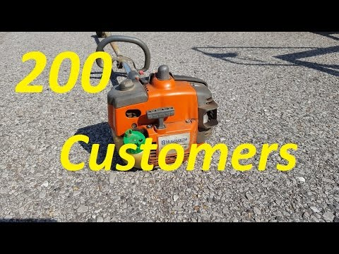 Lawn Care Business Report- May 2016...200 Customers and Counting!!!