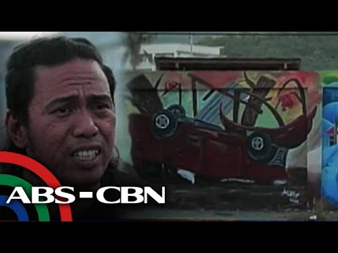 'Never forget': Artist paints 'Yolanda' experience