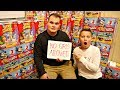 Download Video Download CEREAL BOX FORT! No Girls Allowed! 3GP MP4 FLV