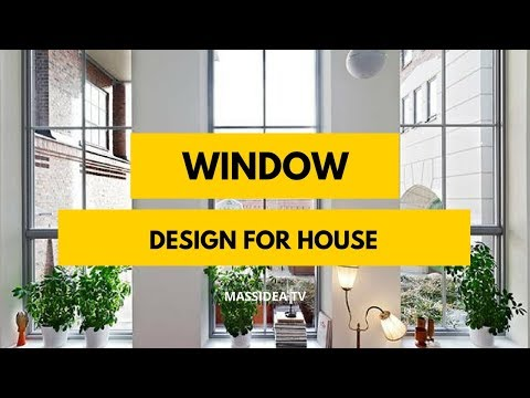 50+ Best Window Design Ideas for House 2018
