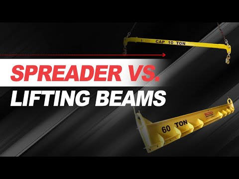 Spreader Beams vs. Lifting Beams: Which BTH device is the best? Ep 11