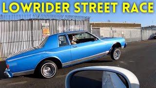 LOWRIDER vs Dodge Challenger RT | STREET RACE!