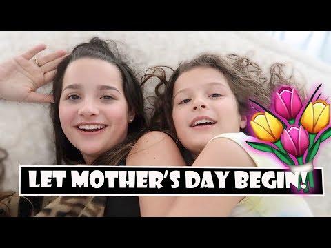 Let Mother's Day Begin! 💐 (WK 384.5)   Bratayley