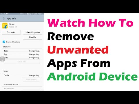 How to Remove System Apps on Android Device