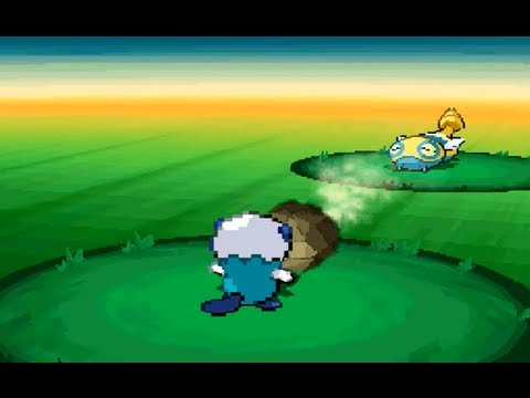 Pokemon Black and White 2 Walkthrough Part 6 - Dunsparce!
