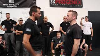 Fred Mastro | Unblockable Throat Cut Challenge | Funker Tactical
