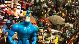 Max and Brian Have Way Too Many Toys - Up At Noon Live!