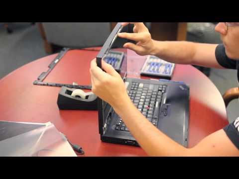 Screen Replacement [IBM-Lenovo THINKPAD R61I 7650-9LU]
