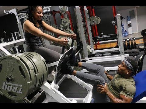 Build Great Legs ''NO SQUATS