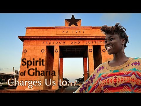 Spirit of Ghana Charges Us to Live Loving, Godly Lives