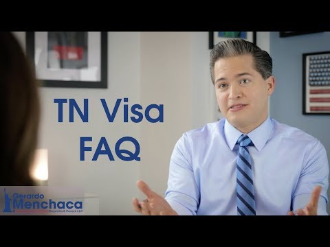 Frequently Asked Questions of the TN Visa