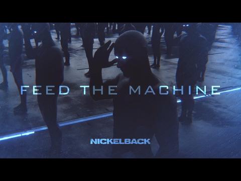 Nickelback - Feed The Machine [Lyric Video]