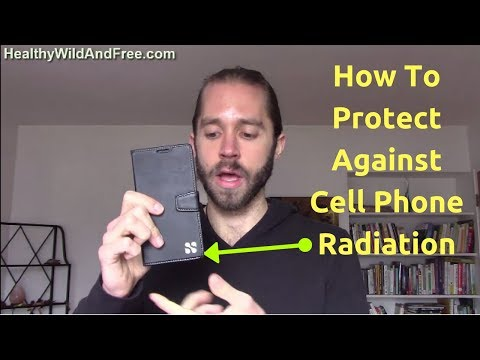 How To Protect Against Cell Phone Radiation (Cell Phone Radiation Dangers)