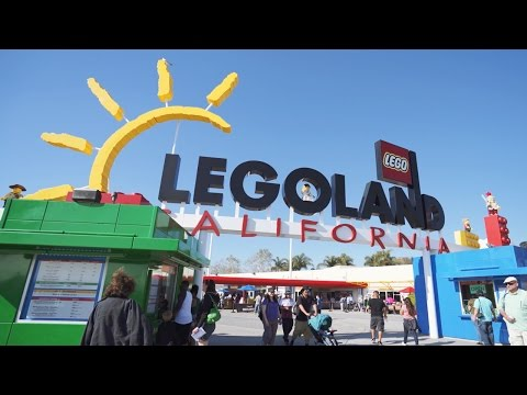THREE THINGS You Need To Know Before Going To LEGOLAND CALIFORNIA