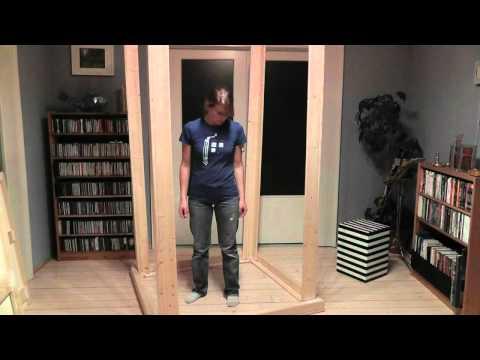 I built a TARDIS