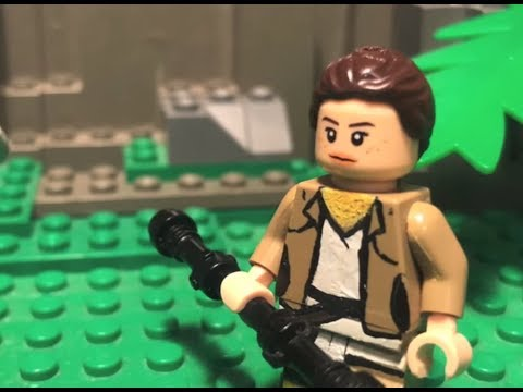 Lego Star Wars-You're welcome parody