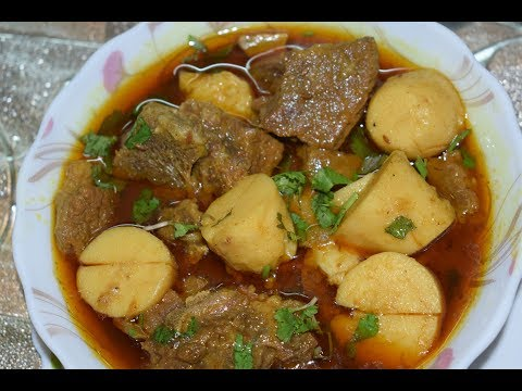 Arvi Gosht Recipe || Delicious and Easy