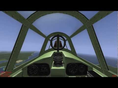 IL-2 Update 4.12 B5N2 Kate