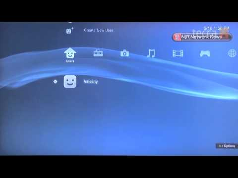 Just Show Me: How to connect your PlayStation 3 to your wifi