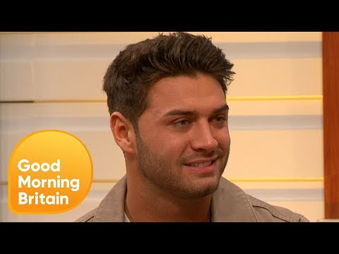 Celebs Go Dating: 'Muggy Mike' Confirms He is Dating Megan McKenna | Good Morning Britain