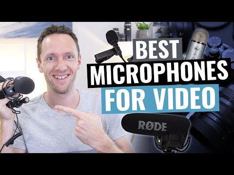 Best Microphones for Video? (Video Mic Review & Comparison!)