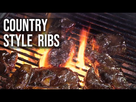 BBQ Ribs Recipe Pit Boys Country Style