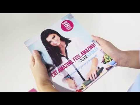 Asha Burnley | NEW Recipe Book