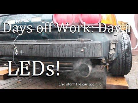 Days off Work: Day 1