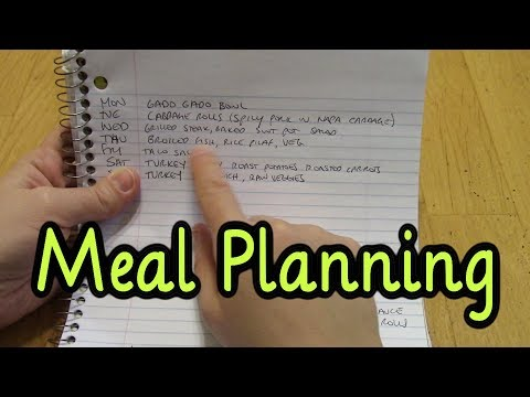 Meal Plan Monday #4 (with recipe links)
