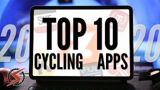 TOP 10 Cycling Apps Of 2020: Free, Paid Training Apps, and Zwift Alternatives