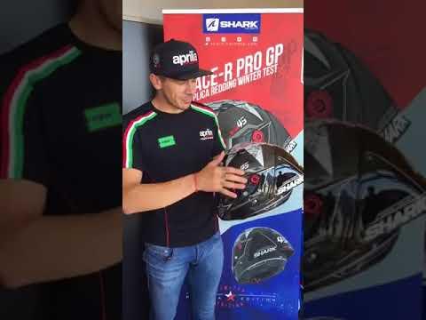 Shark Race R PRO GP Replica Redding Winter test  Limited edition !
