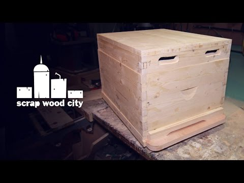 How to make a beehive - Part A