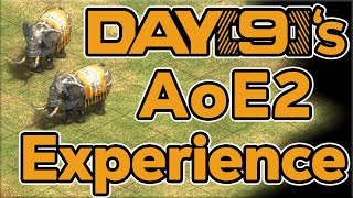 Day9's AoE2 Experience!