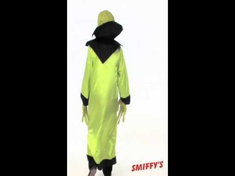 Alien Lord Costume Video Product Ref: AQ022006