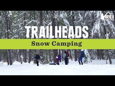 REI Trailheads: Snow Camping