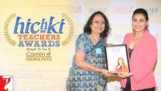 Hichki Teachers Awards | Rani Mukerji