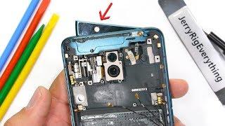 Oppo Reno Teardown! - How does a Pivot Camera Work?!