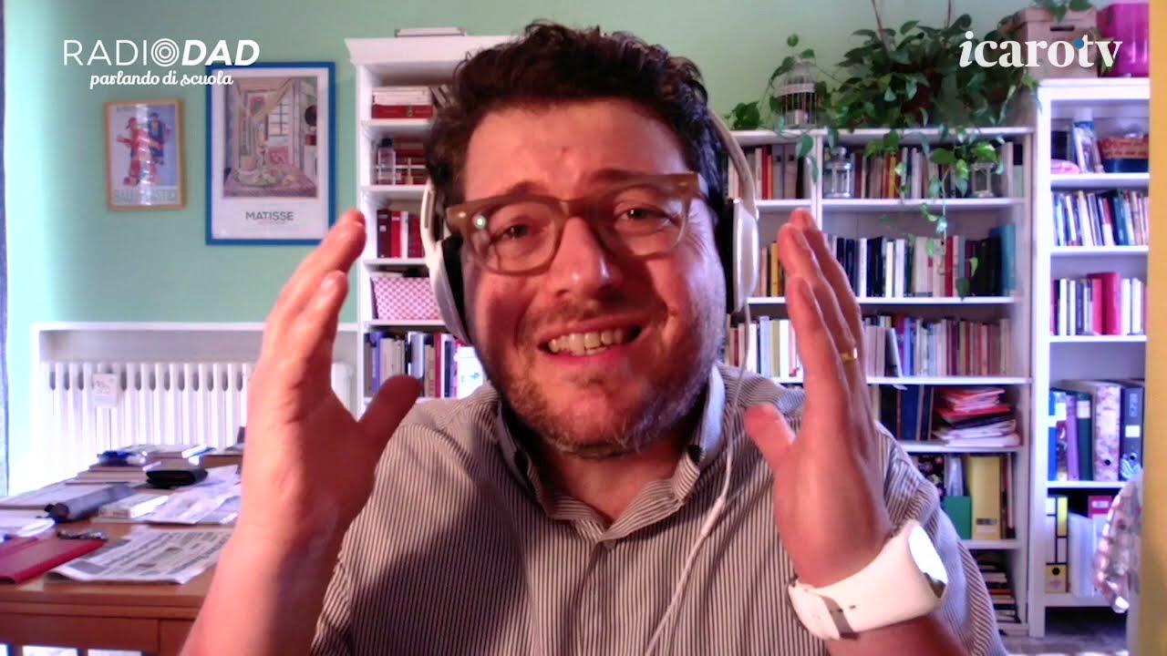 Radio DAD, parlando di scuola con il prof. Vincenzo Aulizio (puntata 0)