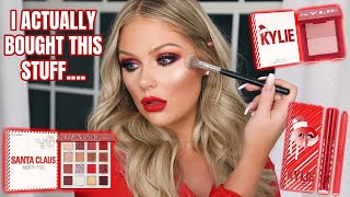 I BOUGHT THE KYLIE COSMETICS 2019 HOLIDAY COLLECTION | BRUTALLY HONEST REVIEW